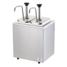 Дозатор для соусов на 2 емкости SB-2 79890