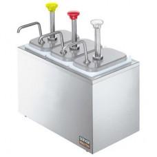 Дозатор для соусов на 3 емкости SB-3 83790