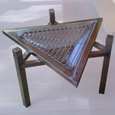 Мангал треугольный TTM ГЧ-057