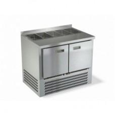 Стол холодильный для салатов Техно-ТТ СПН/С-124/20-1007 (внутренний агрегат)