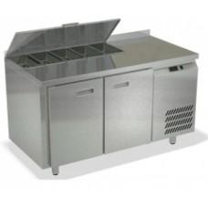 Стол холодильный для салатов Техно-ТТ СПБ/С-227/20-1306 (внутренний агрегат)