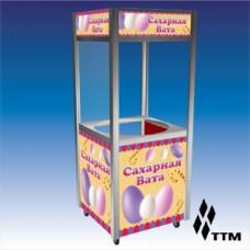 Стенд к аппарату для производства сахарной ваты с вытяжкой САСВ-073В
