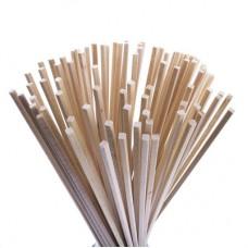Палочки для сахарной ваты деревянные 40 см