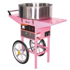 Аппарат для сахарной ваты HKN-C2-Т с тележкой