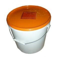 Масло кокосовое для попкорна 11,35 кг Белое