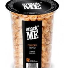 Воздушная кукуруза SNACK ME Соленая карамель, стакан, 100 гр