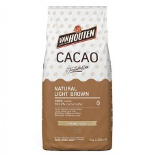 Какао-порошок «NATURAL LIGHT BROWN» 10-12% жирность