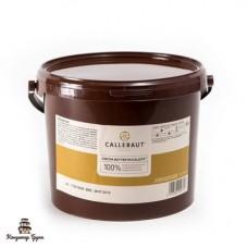 Какао масло монеты Callebaut 3 кг