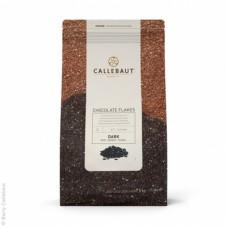 Шоколадная крошка полированная темная Callebaut 5 кг