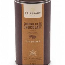 Темный 50% тертый шоколад (для горячего шоколада в банках)